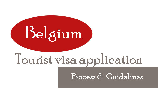 Tourist visa application