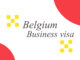 Belgium business Visa