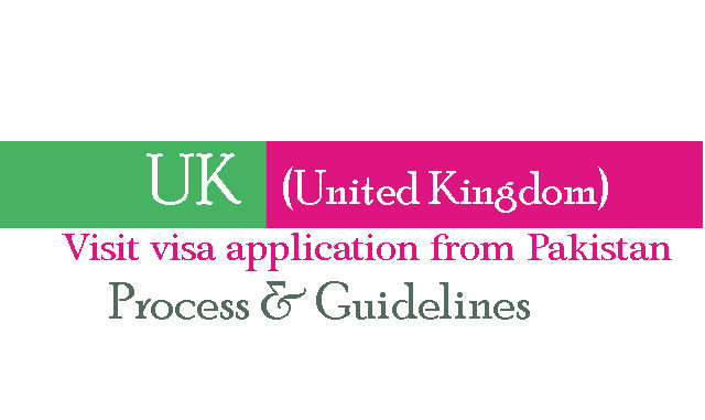 Uk docs and process form pakistan