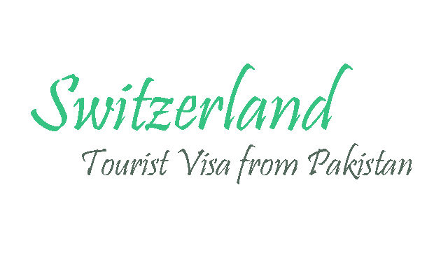 Switzerland tourist visa from pakistan swiss tourist visa form pakistan yadclub Gallery