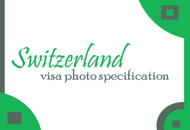 Switerzerland photo specification