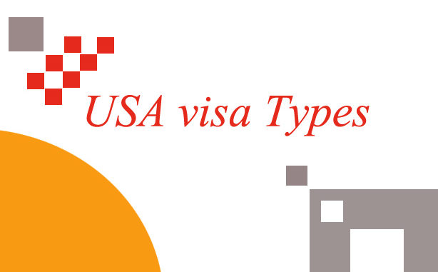 USA visa Types