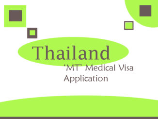 Thailand Medical Visa
