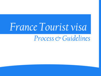 France visa for tourism