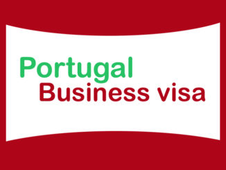 portugal business visa