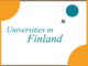 Universities in Finland with contact Information