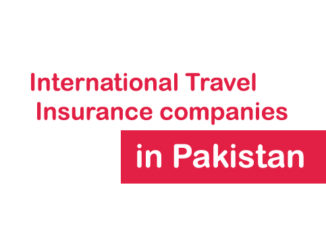 International Travel Insurance in Pakistan