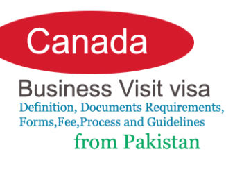 Canadian Business visitor Visa fee and charges |